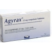 AGYRAX 25MG CPR